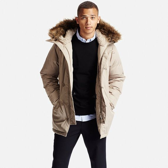 111780d4564 Men Ultra Warm Down Coat - Uniqlo