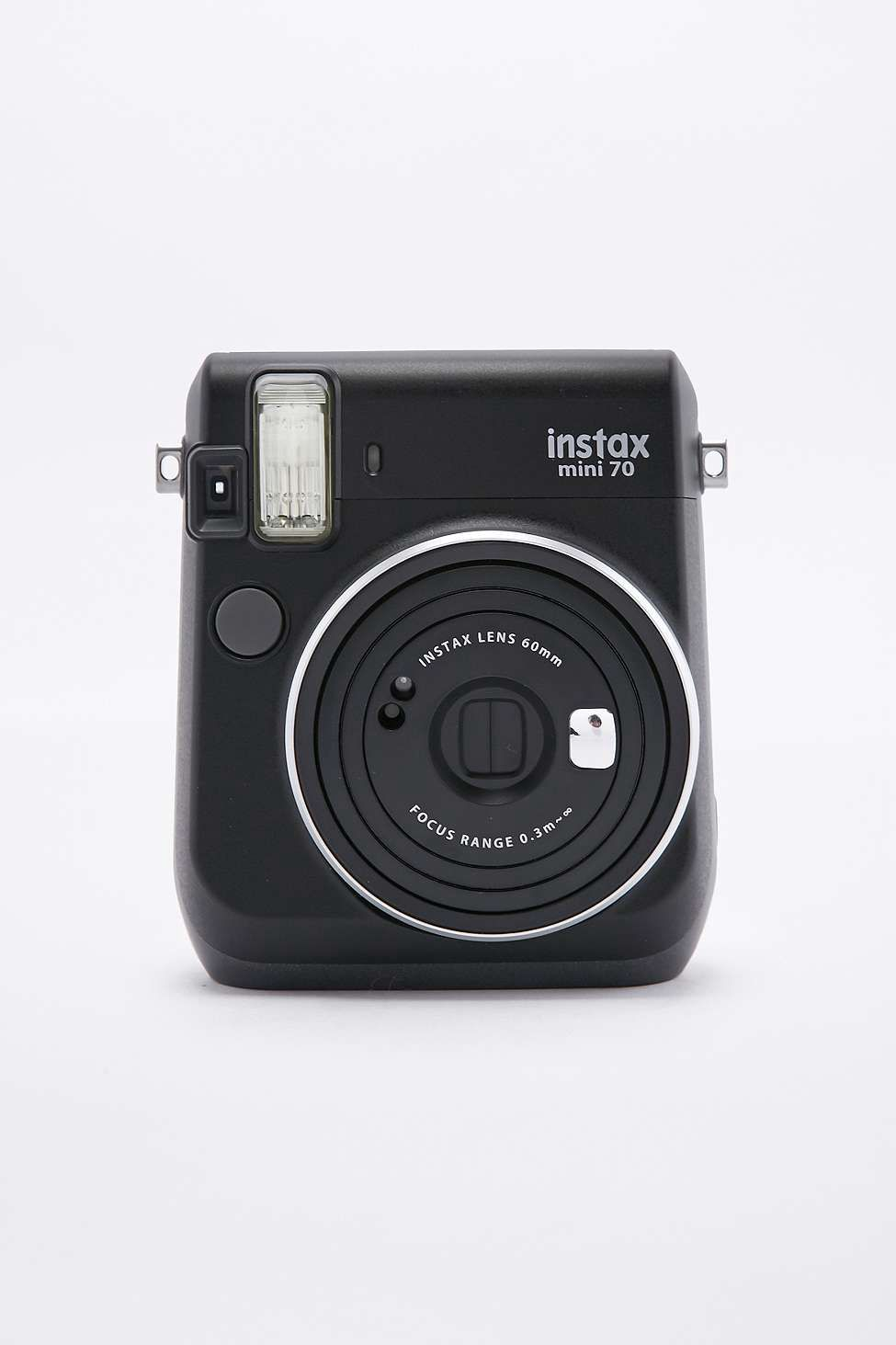 Instax Mini 70 Black Camera - Urban Outfitters  reve