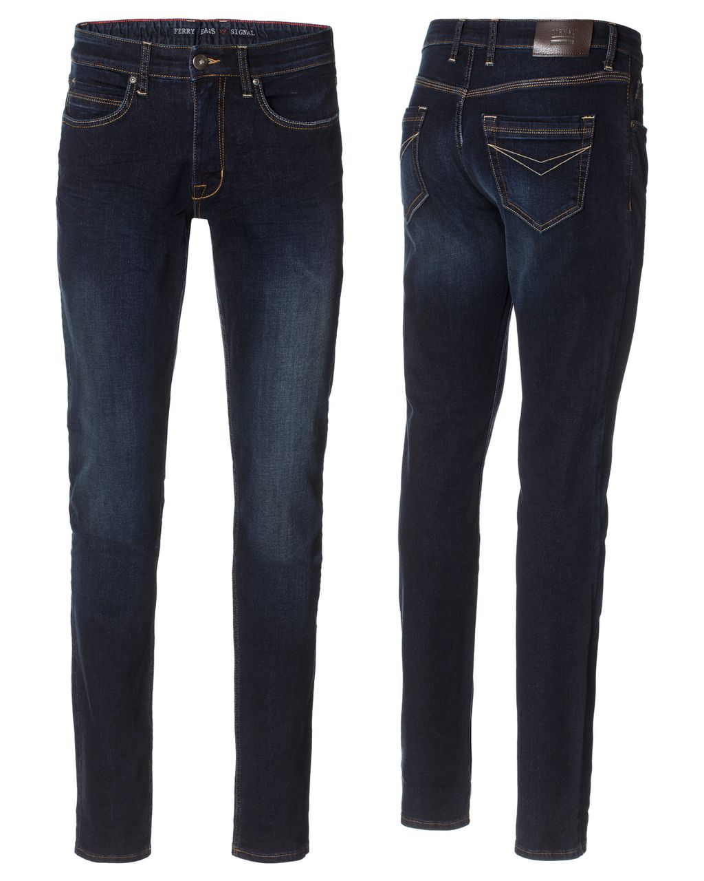 79ca5a57 Ferry Denim Jeans Regular Fit Jeans - Stylepit | reve