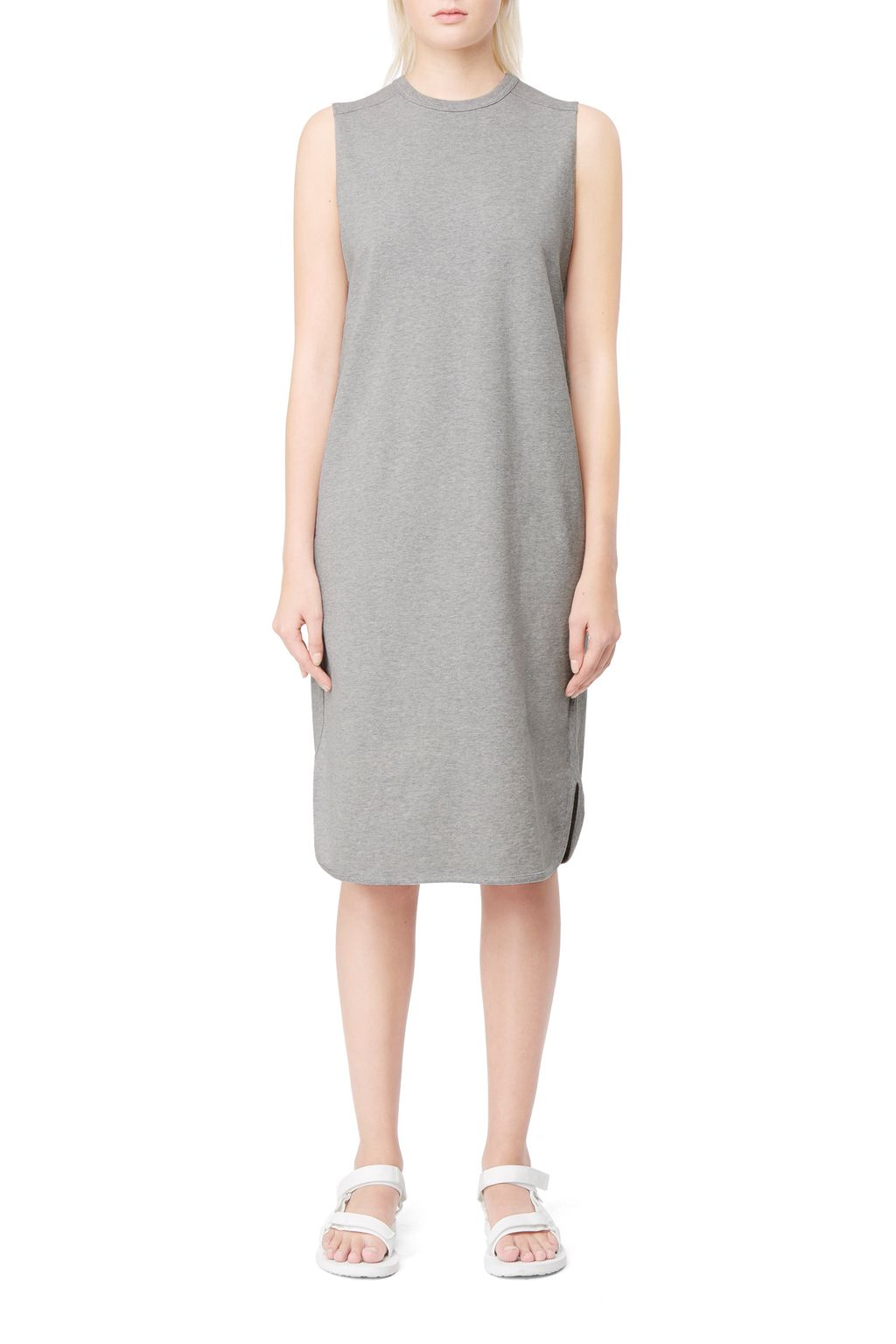 Weekday Grape Dress - Grey Free Shipping Cheapest Price Discount Pay With Visa Sale Visit New y4Tj7
