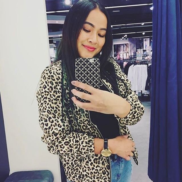 Upgrade your Friday outfit with a trendy leopard printed layer! Bomber jacket 399.- 39,95€ 149zł #cubus image