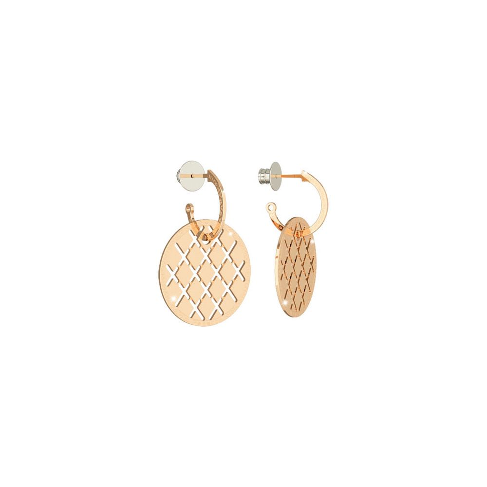 Rebecca Melrose Earrings Guld - Miinto  704fca41a2d19