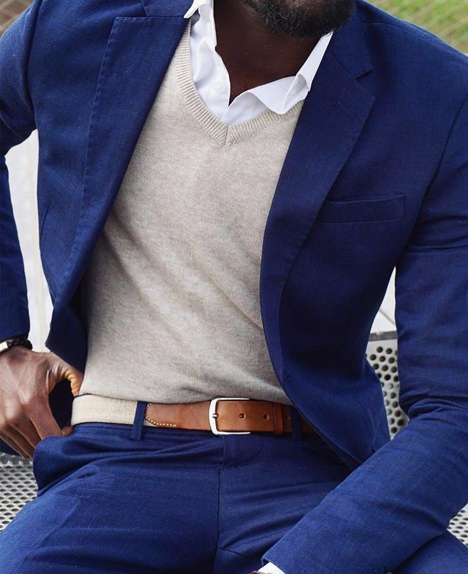 Rate this outfit 1-10 🤔👌🏽 #menwithclass image