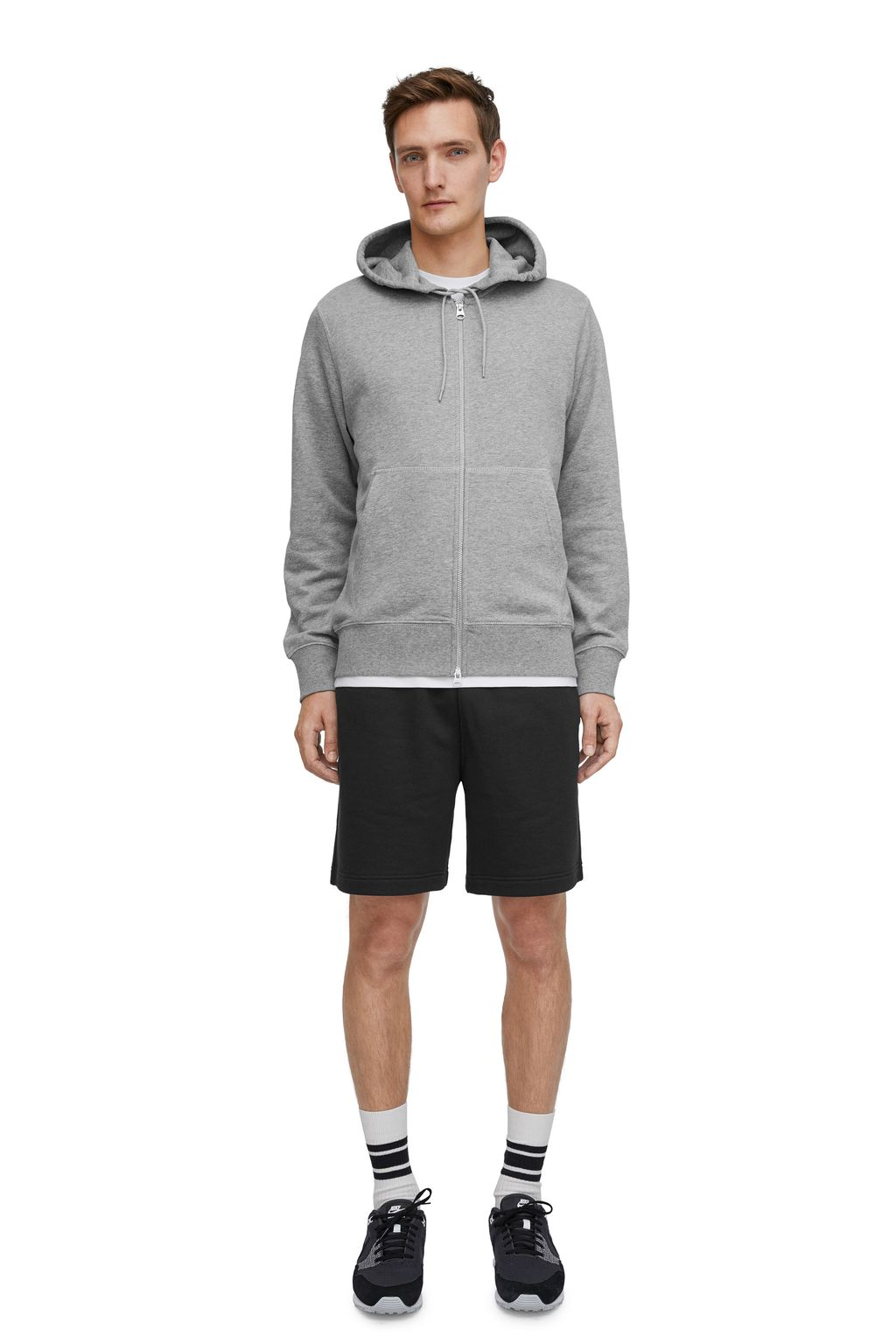9a52ac419d French Terry Zip Hoodie - Arket