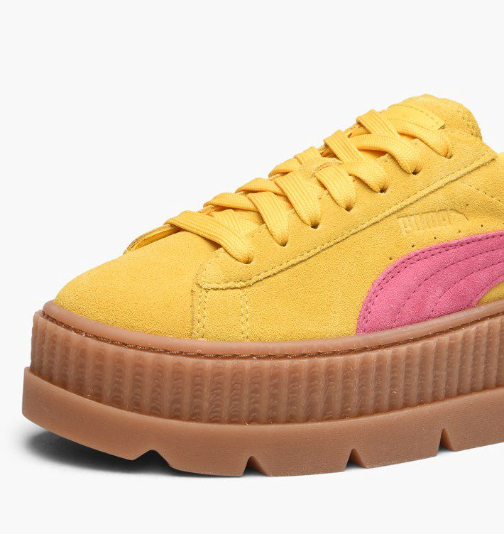 1a0fa9a807e X Fenty Cleated Creeper Suede - Caliroots | reve
