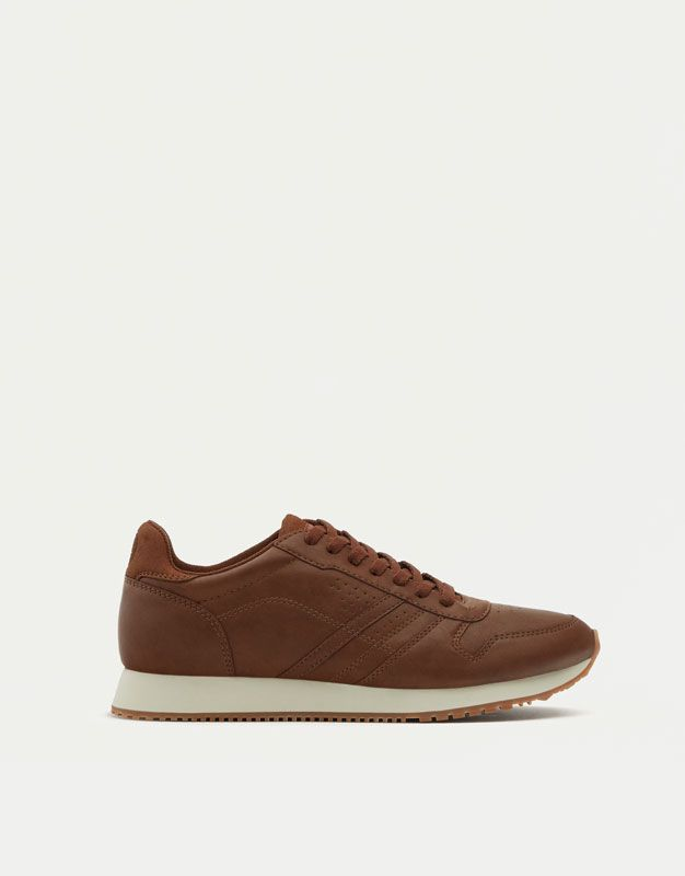 BearReve BearReve Sneakers Retro Retro Brown Sneakers Brown Pullamp; Pullamp; SUqpLzMGV