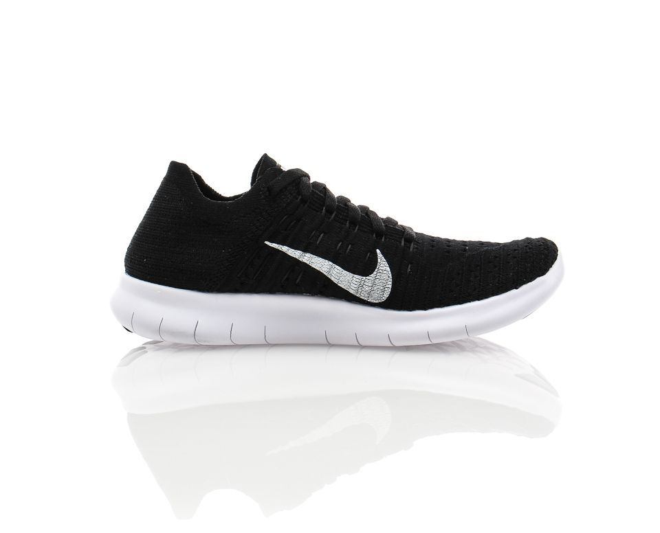 separation shoes 11439 563f6 Nike - Free Run Flyknit - Svart - Sportamore   reve