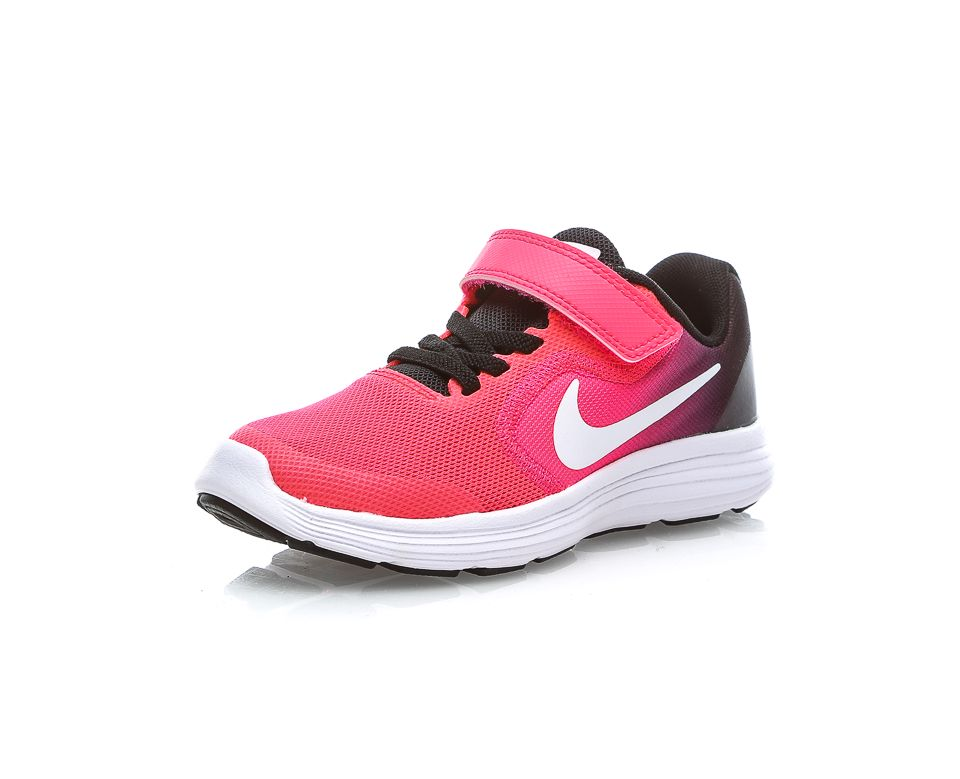 cheap for discount 1ae9a 881b4 Nike - Revolution 3 (Psv) - Rosa Svart - Sportamore   reve