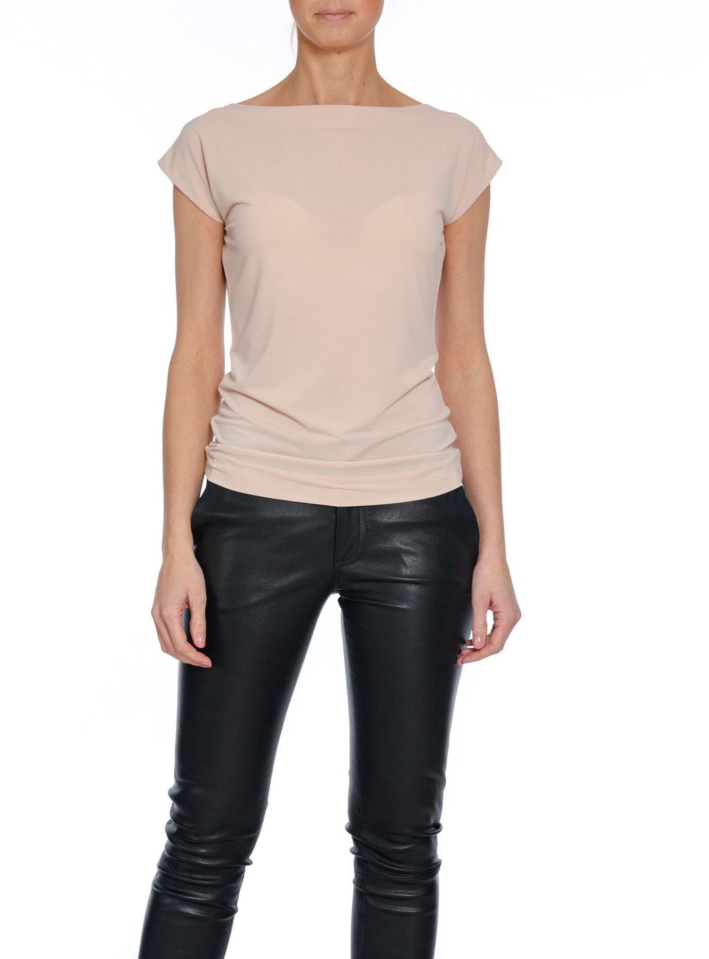 Whyred Top Junia Cotton Candy - Afound  4dc80df05f6bf