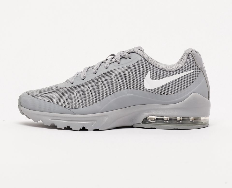 the best attitude c6655 a189a Nike - Air Max Invigor - Grå Vit - Sportamore   reve