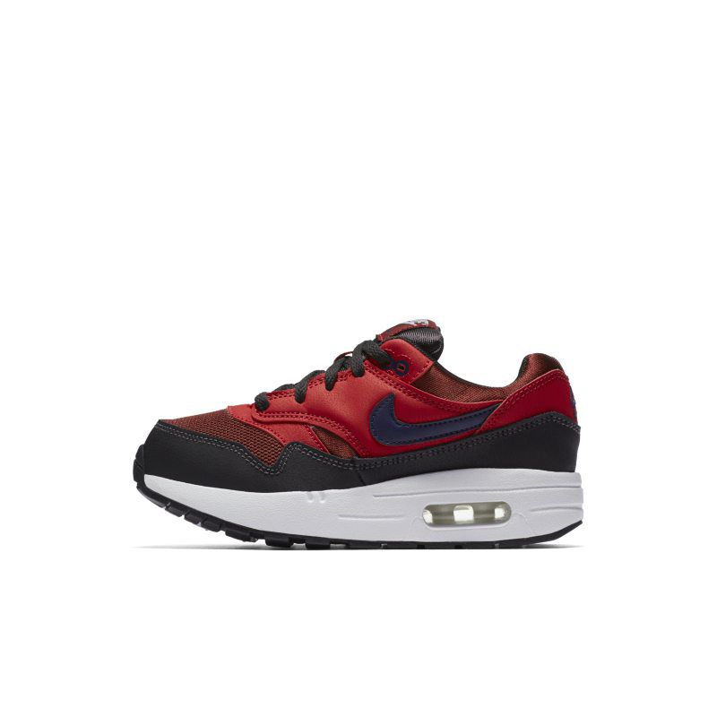 low priced dd223 3761b Sko Nike Air Max 1 För Barn - Röd - Nike   reve