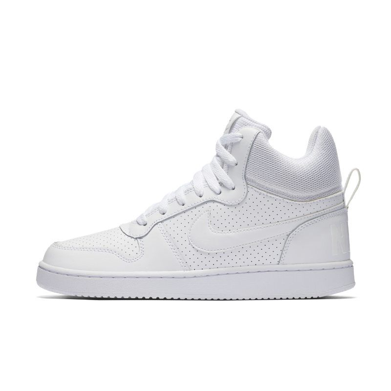 purchase cheap db0bc 5f7e9 Sko Nike Court Borough Mid För Kvinnor - Vit - Nike   reve
