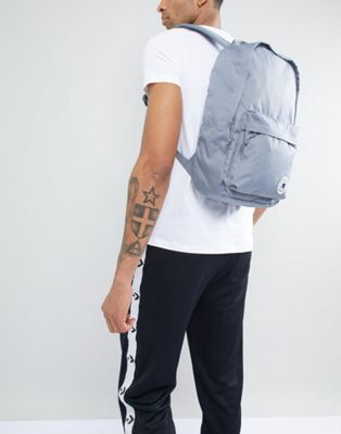a34b58214c3e Converse Backpack In Grey 10005987-A03 - Asos