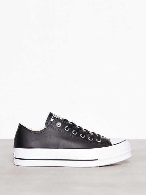 Chuck Taylor All Star Lift Clean Ox Low Top - Nelly.com  9df88f1b7