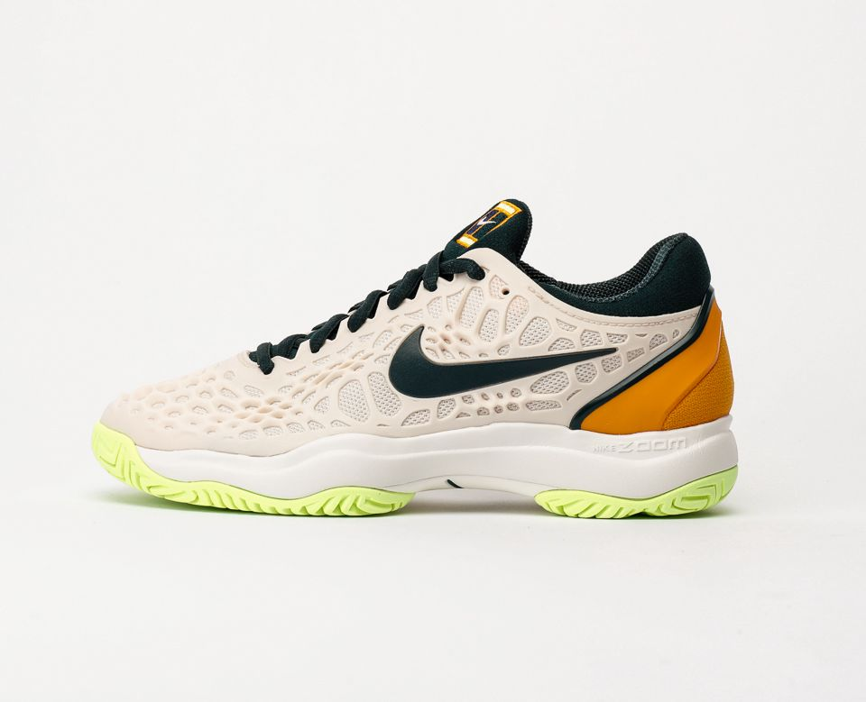 sneakers for cheap 5a73a d97f1 Nike - Air Zoom Cage 3 Hc - Gul Grön - Sportamore   reve