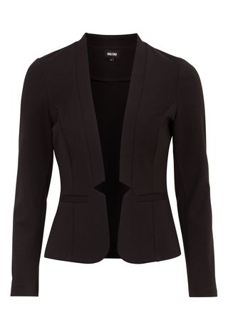 Brienne Blazer Black - Bubbleroom  b2746846a5bcf