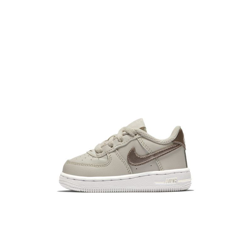brand new 168f4 40306 Sko Nike Air Force I För Baby Småbarn - Cream - Nike   reve