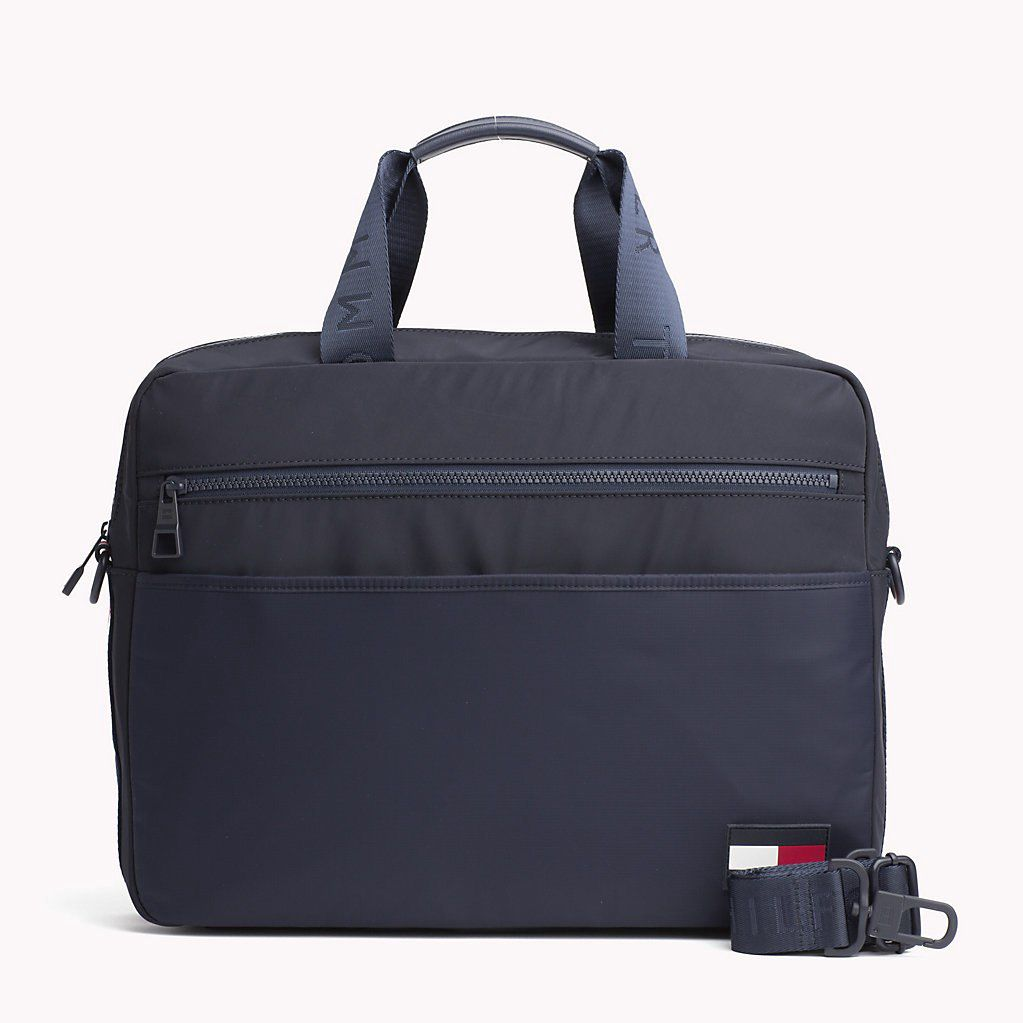 Logo Tape Laptop Bag - Tommy Hilfiger  bcbd70e06648b