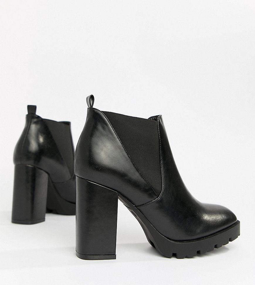 be28fc8866e Truffle Collection Platform Ankle Boots - Asos