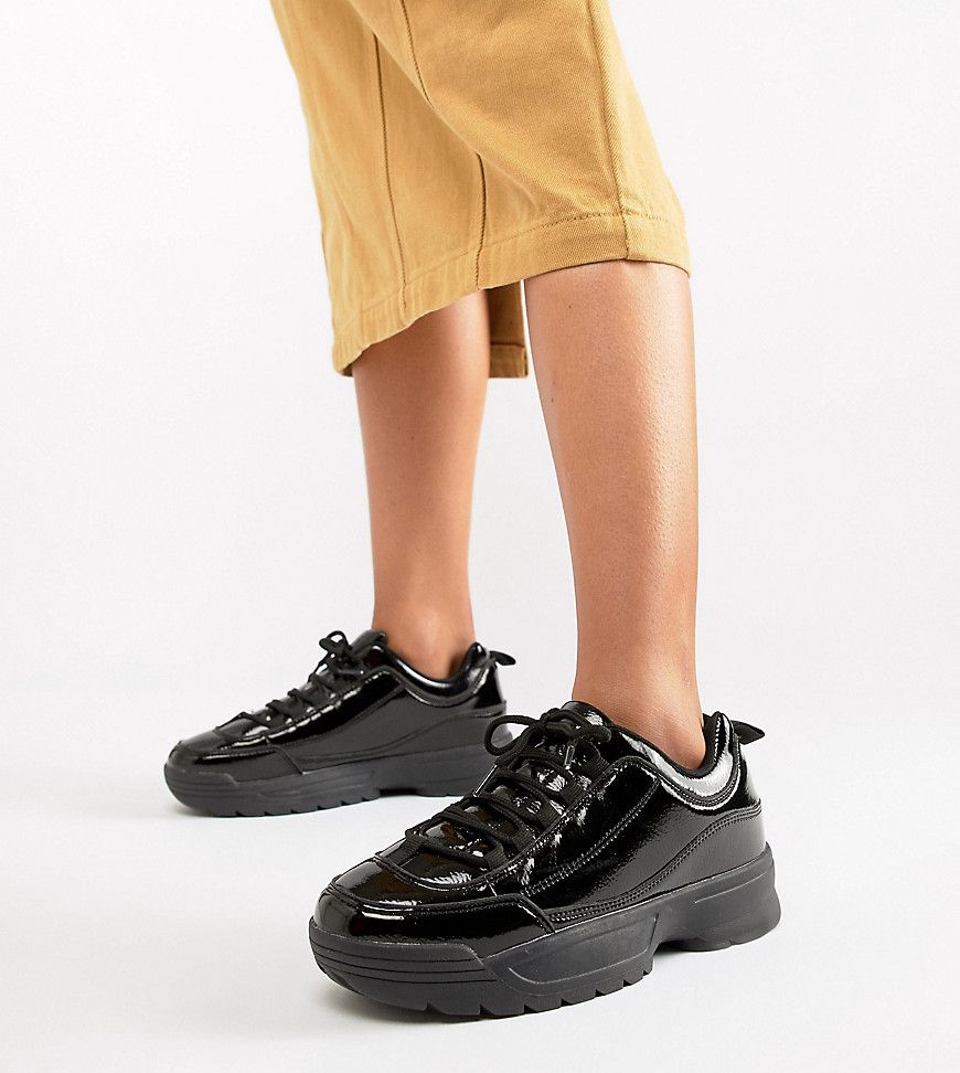 1687150d402 Truffle Collection Chunky Trainers - Asos